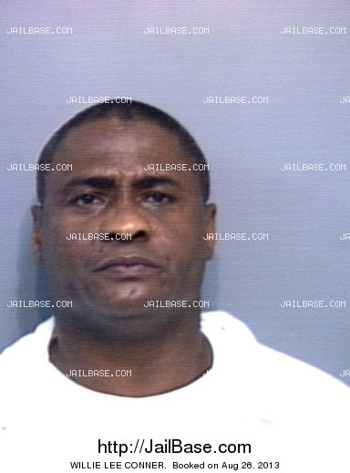 WILLIE LEE CONNER mugshot picture