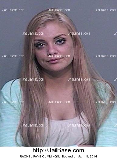 RACHEL FAYE CUMMINGS mugshot picture