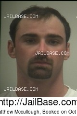 JASON MATTHEW MCCULLOUGH mugshot picture