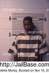 Kendrick Murray mugshot picture