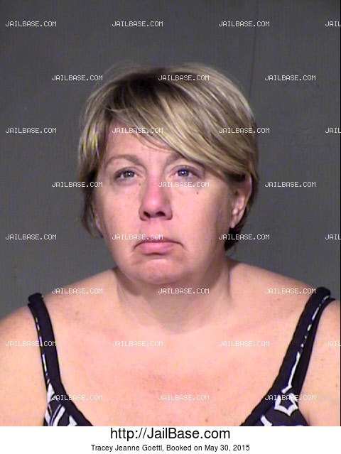 TRACEY JEANNE GOETTL mugshot picture
