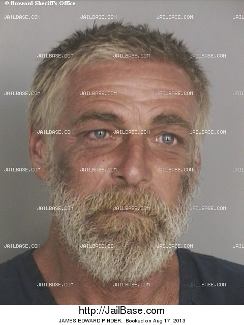 JAMES EDWARD PINDER mugshot picture