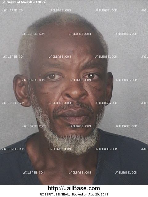 ROBERT LEE NEAL mugshot picture