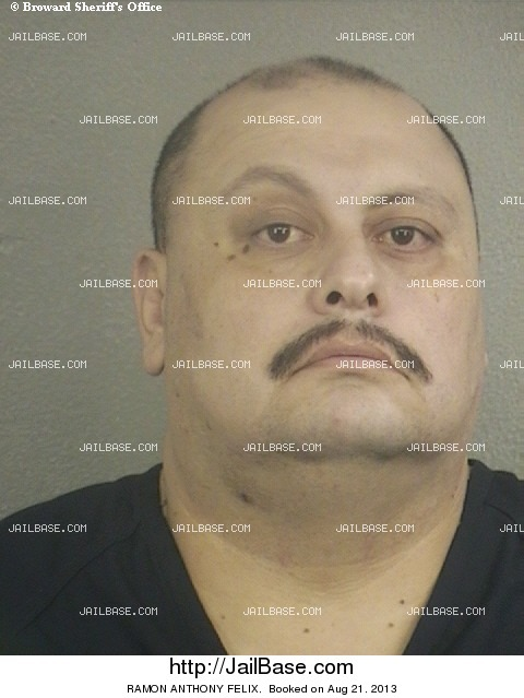 RAMON ANTHONY FELIX mugshot picture