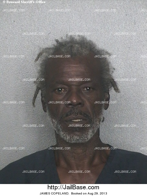 JAMES COPELAND mugshot picture