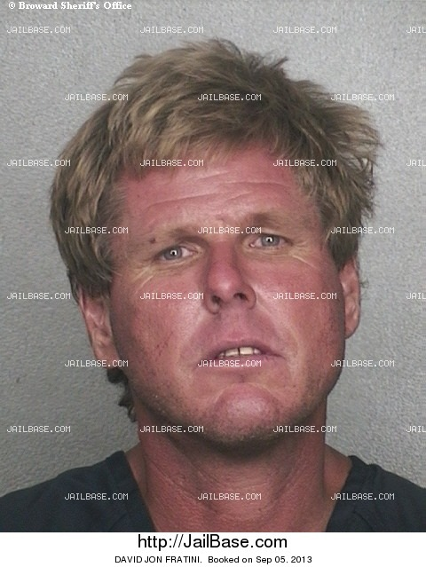 DAVID JON FRATINI mugshot picture