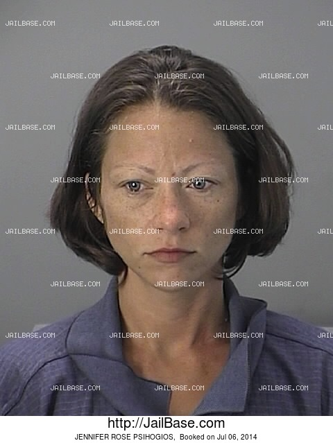 JENNIFER ROSE PSIHOGIOS mugshot picture