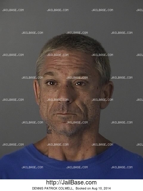 DENNIS PATRICK COLWELL mugshot picture