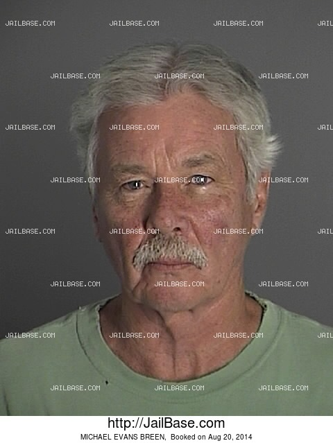 MICHAEL EVANS BREEN mugshot picture