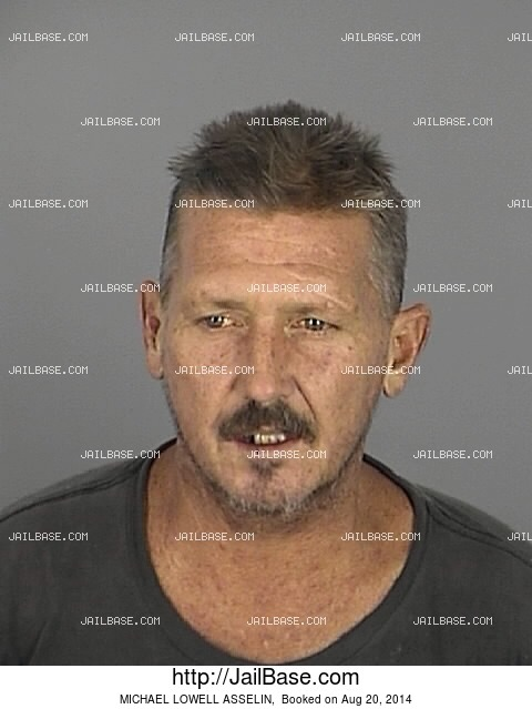 MICHAEL LOWELL ASSELIN mugshot picture