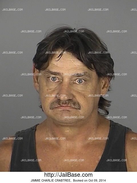 JIMMIE CHARLIE CRABTREE mugshot picture