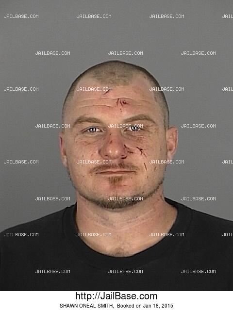 SHAWN ONEAL SMITH mugshot picture