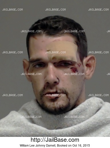 William Lee Johnny Darnell mugshot picture